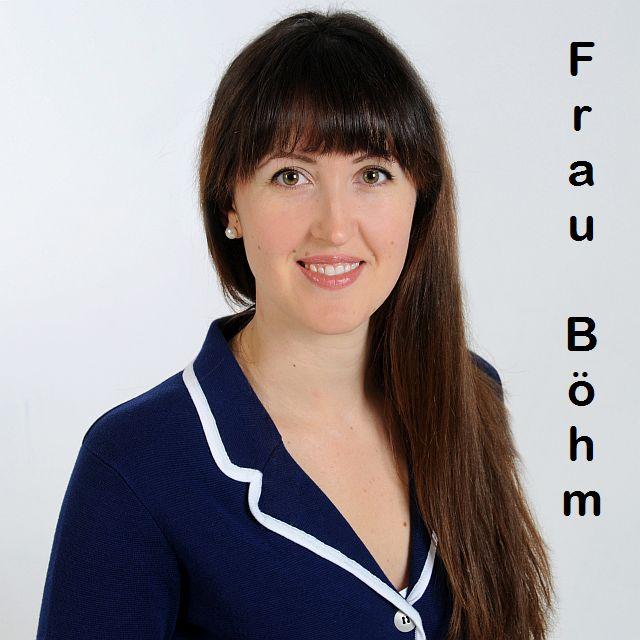 Frau Böhm